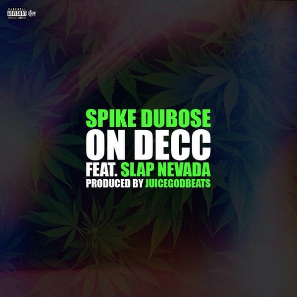 "Detroit rappers Spike Dubose and Slap Nevada team up for a new song ""On Decc"""