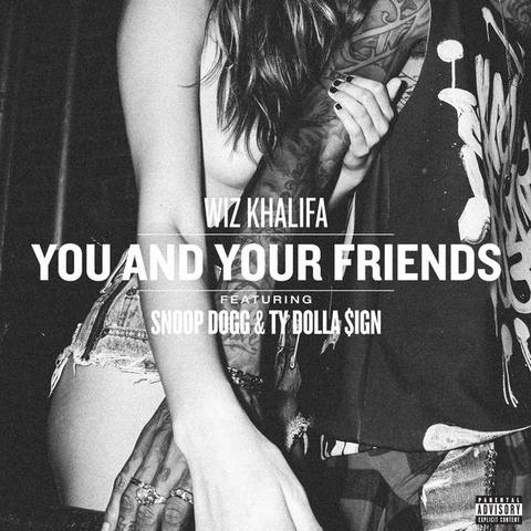 "Wiz Khalifa Drops Another Song Off Of ""Blacc Hollywood ...
