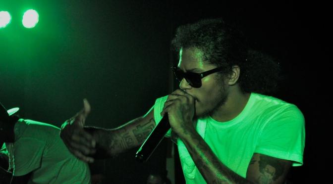 Concert Recap: Ab-Soul, Bas, EarthGang, Hashu, and Dreamer @ Park Street Saloon, Columbus, Ohio