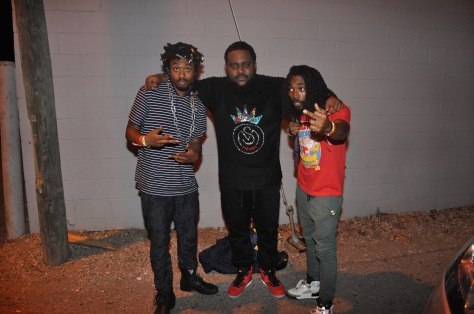 EarthGang and Bas