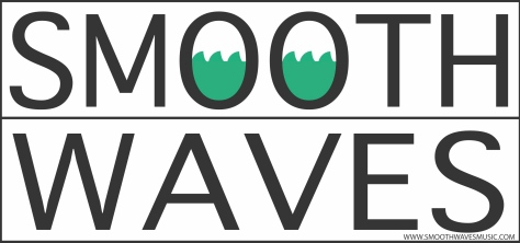 Smooth Waves Sticker Logo-3