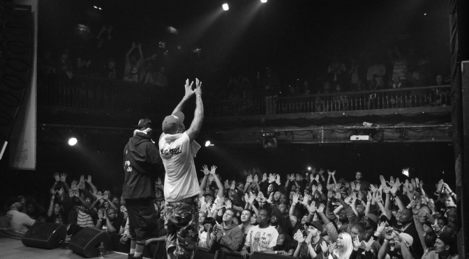 Photo Recap: Method Man, Red Man, Mick Jenkins, Berner and Aaron Cohen at House of Blues, Cleveland