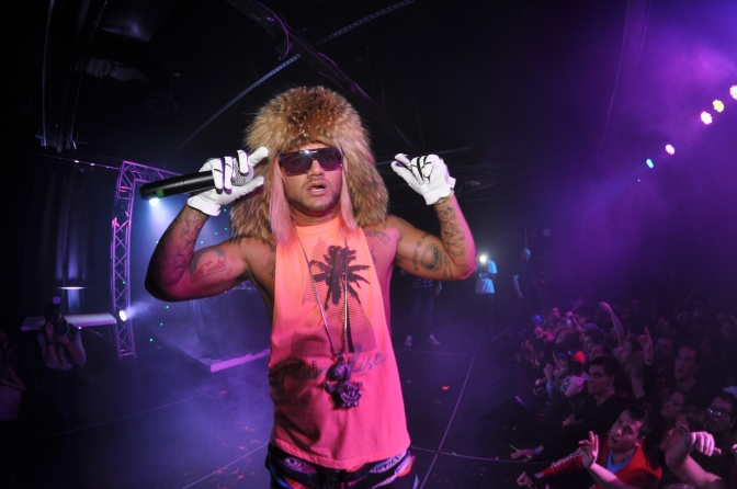 Photo Recap: Riff Raff and Yacht Club at Park Street Saloon, Columbus, Ohio.