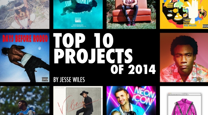 Year in Review: Jesse's Top 10 Projects of 2014