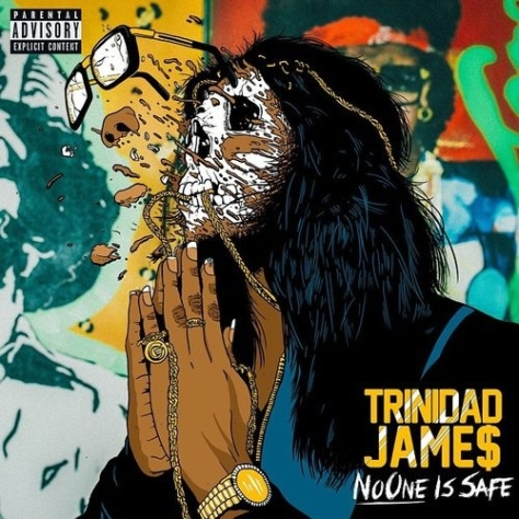 Trinidad_James_No_One_Is_Safe-front-large