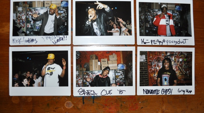 Photo Recap: Mick Jenkins, Kirk Knight, Saba Pivot & No Name Gypsy at The Grog Shop