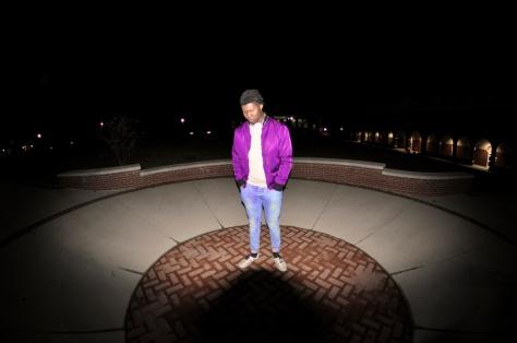 Willy Wonka jacket. Photo by Jesse Wiles