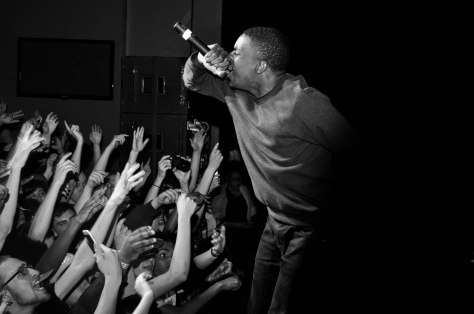 Vince Staples. Photo by Jesse Wiles.