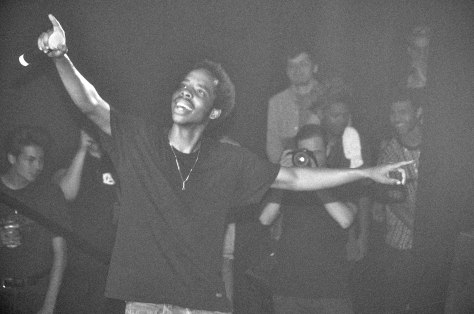 Earl Sweatshirt. Photo by Jesse Wiles.