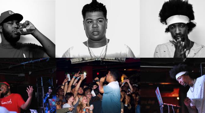 [PHOTOS] Makonnen, KEY! & Sonny Digital in Cleveland. [By Jesse Wiles]