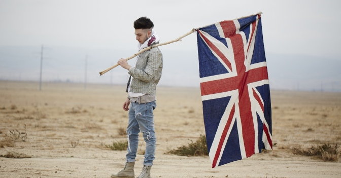 [THE BRITISH ARE COMING] Danny Seth's album 'Perception' is truly beautiful