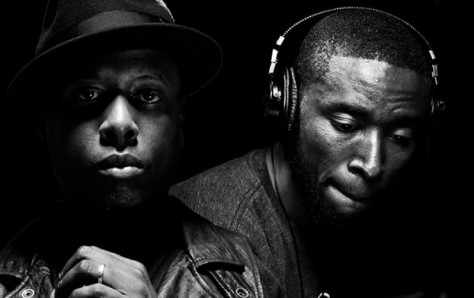 Talib Kweli and 9th Wonder