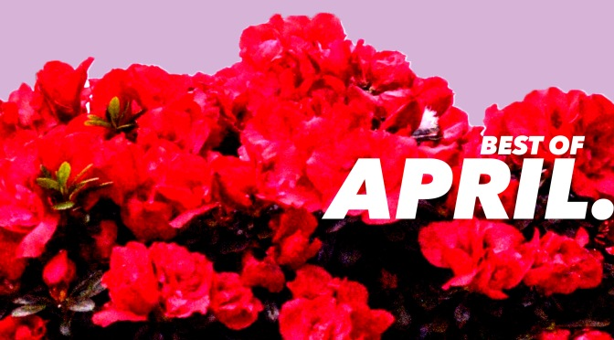 Smooth Waves: Best of April Playlist
