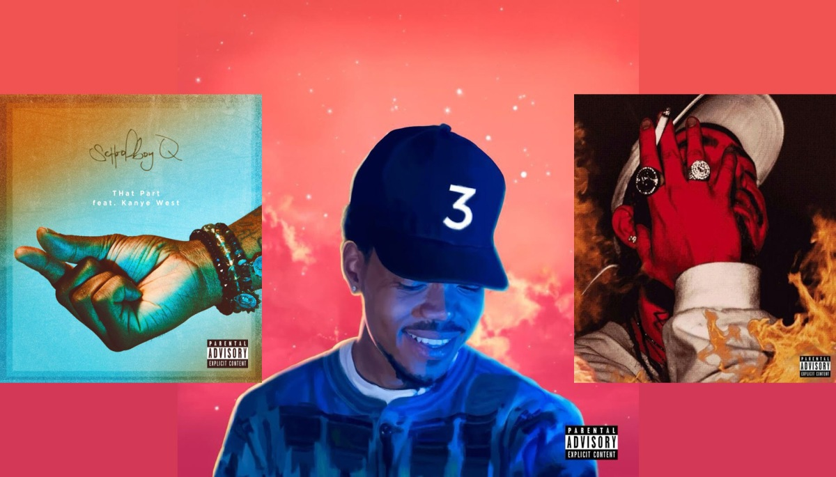 ICYMI Chance Schoolboy And Post Malone Gave Us New Music Yesterday